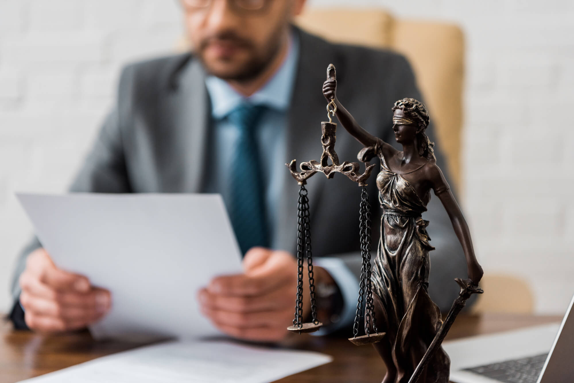 West Palm Beach Attorney Lady Justice