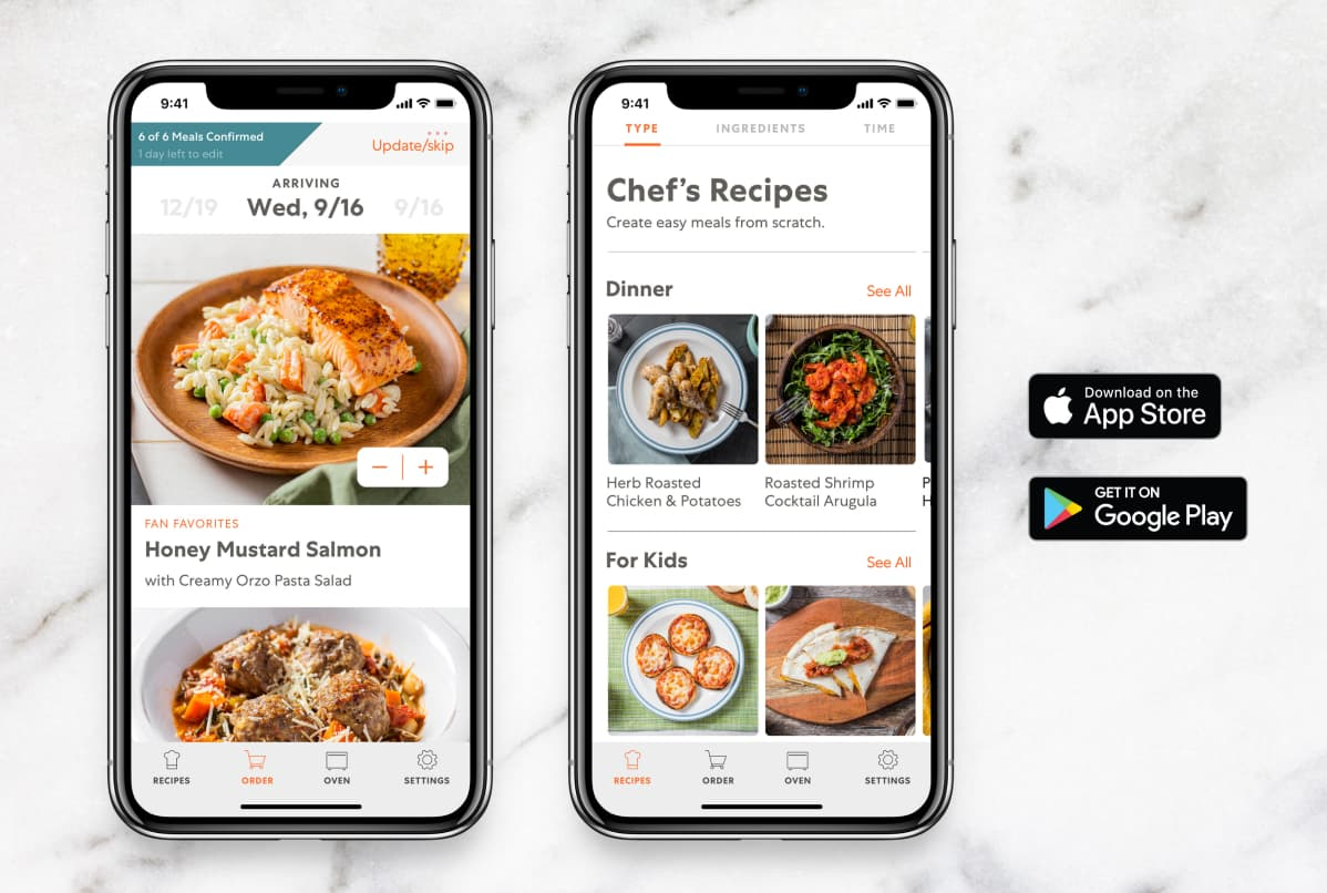 Tovala | The meal service for insanely busy people