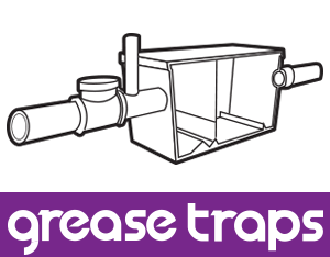 Grease Traps - Bacteria for blocked Grease Traps