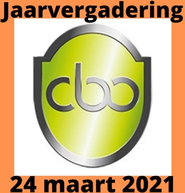 Datum jaarvergadering 24 maart 2021