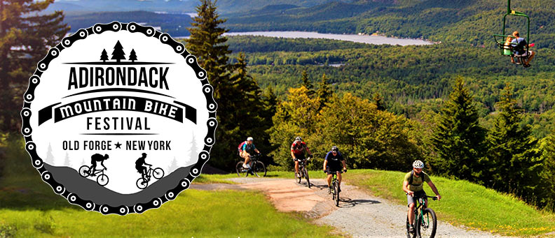 Adirondack Mountain Bike Festival, Old Forge