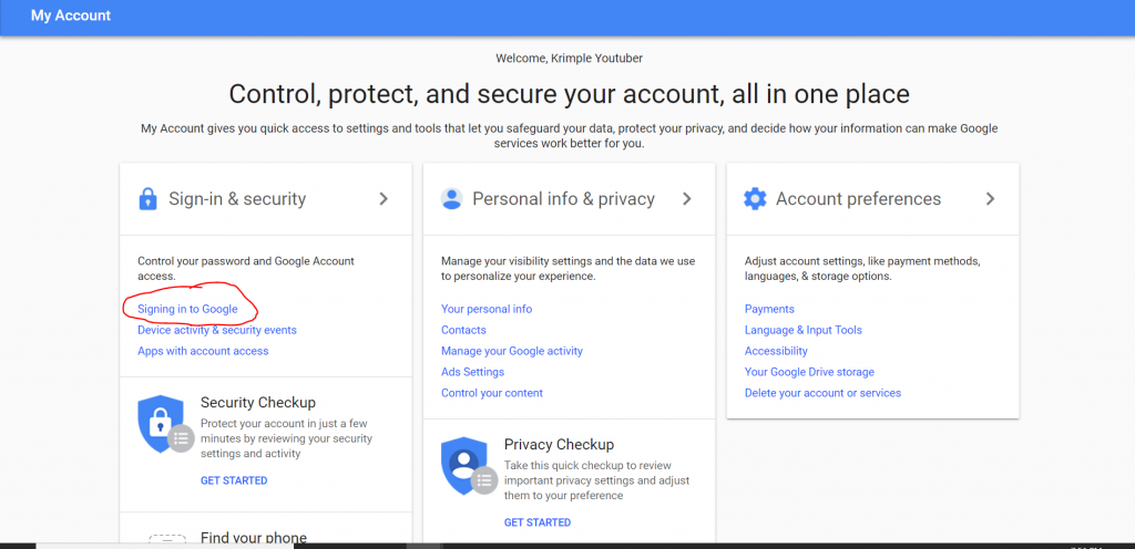 Gmail để triển khai cài đặt sửa lỗi bật lên để bảo mật truy cập ứng dụng kém an toàn hơn