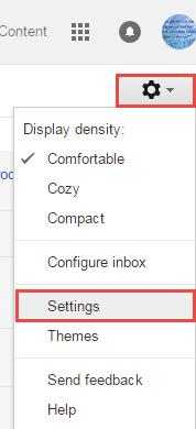 Gmail trên Outl6ook 2013, 201