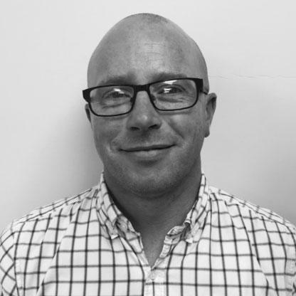 Matthew Bowker, Engineering Manager of Sweetnam & Bradley
