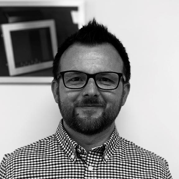 Matthew Weaven, Production Manager of Sweetnam & Bradley