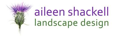 Aileen Shackell Landscape Design logo