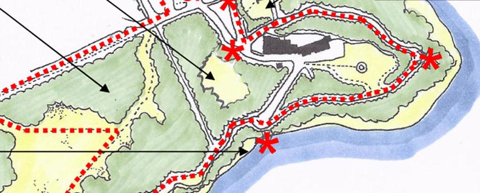 Durlston Country Park HLF Scheme visual