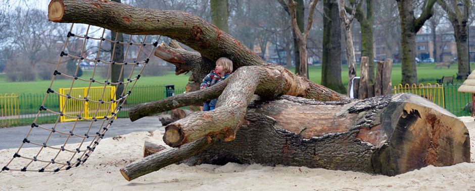 Millfields Park Play Space