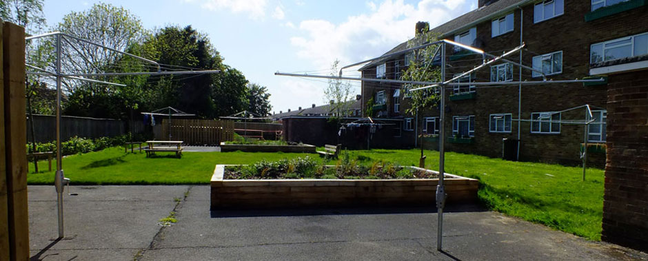 Sovereign Housing Association Garden