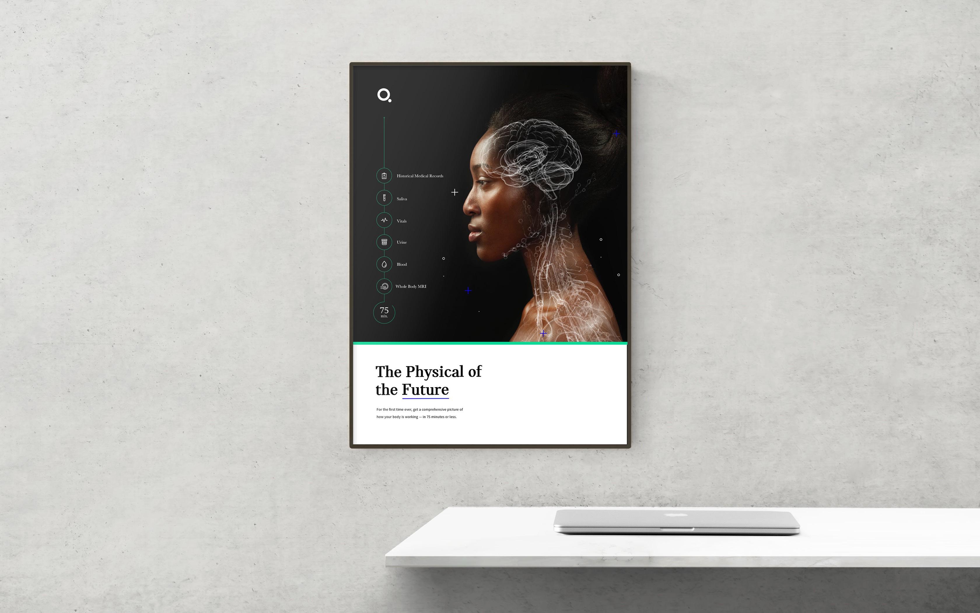 Q Bio Poster Design