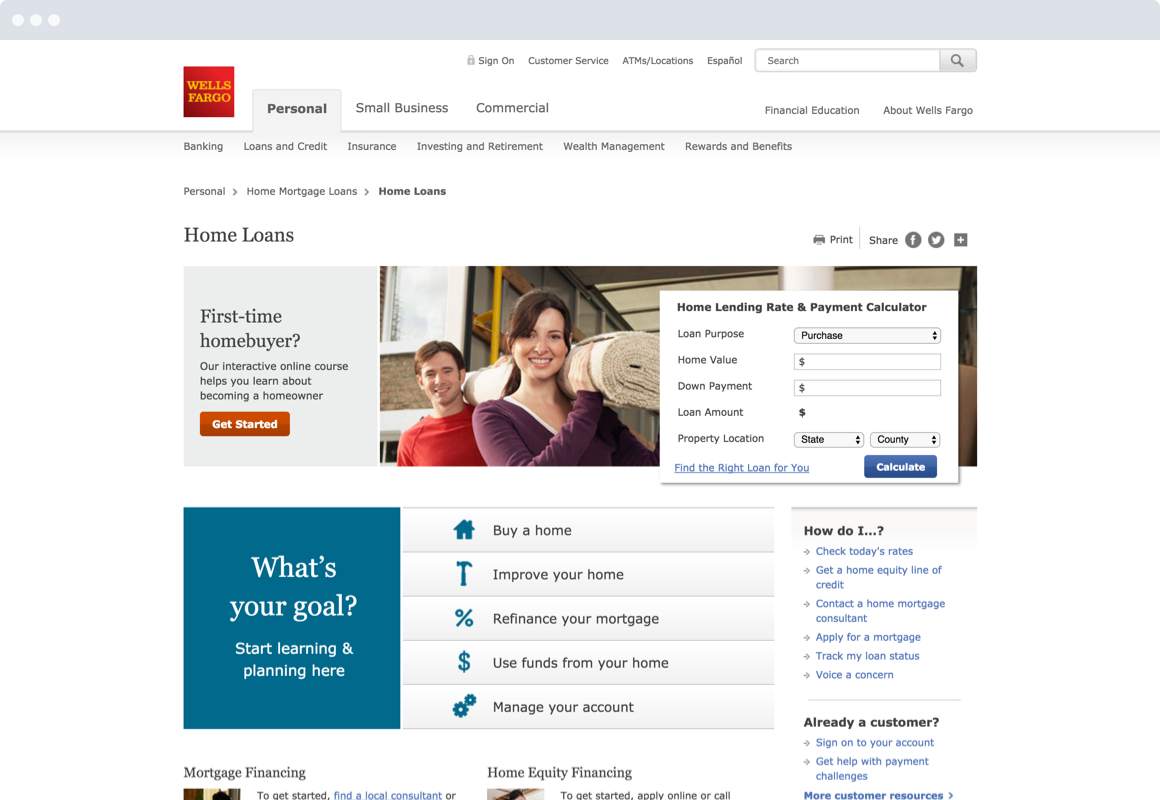 Wells Fargo Mortgage & Home Equity