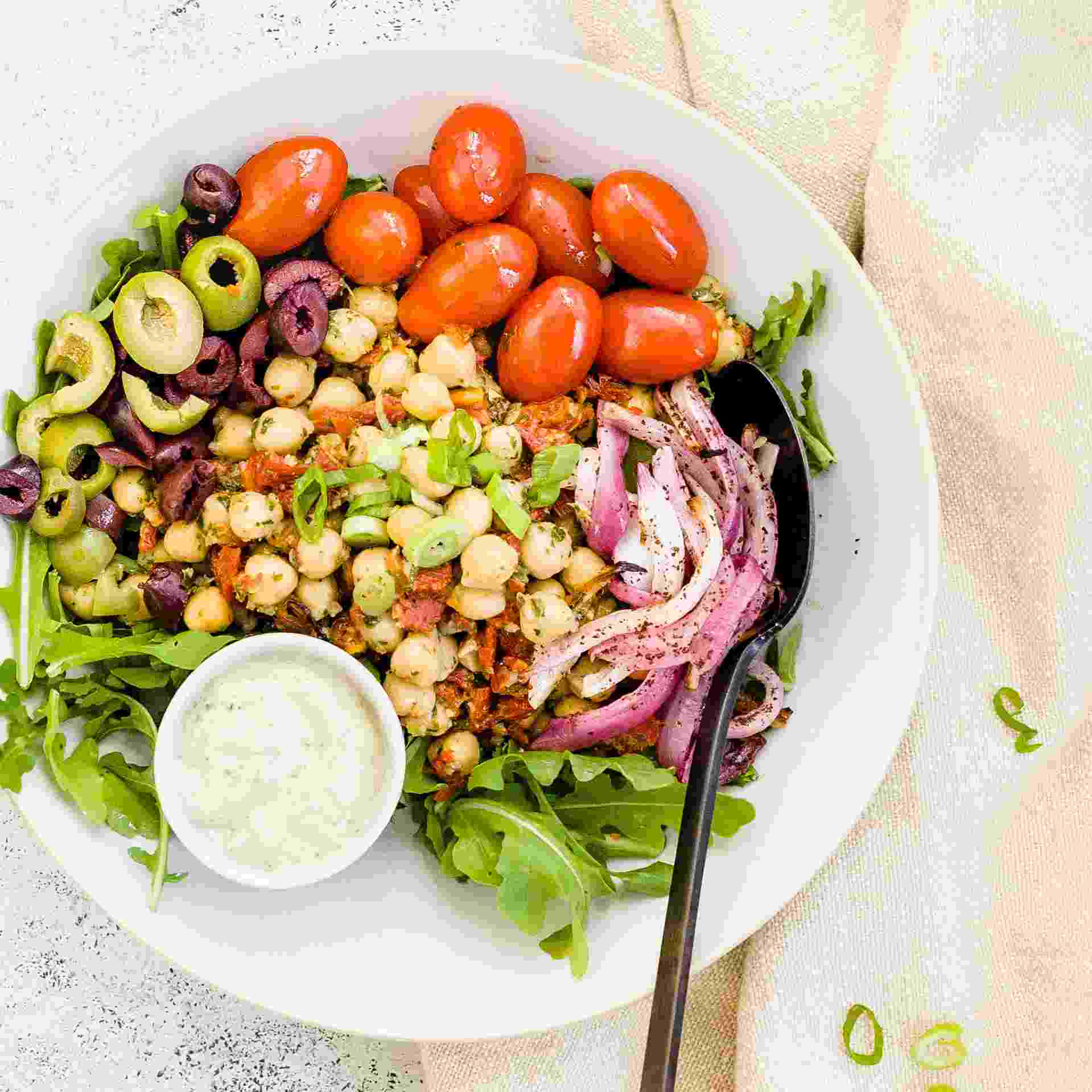 thistle balela salad