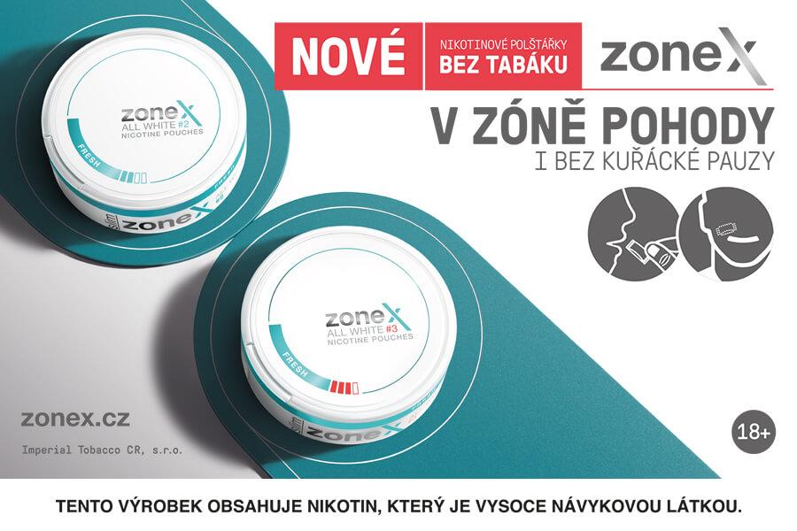 ZoneX produkt a ukázka jeho používání