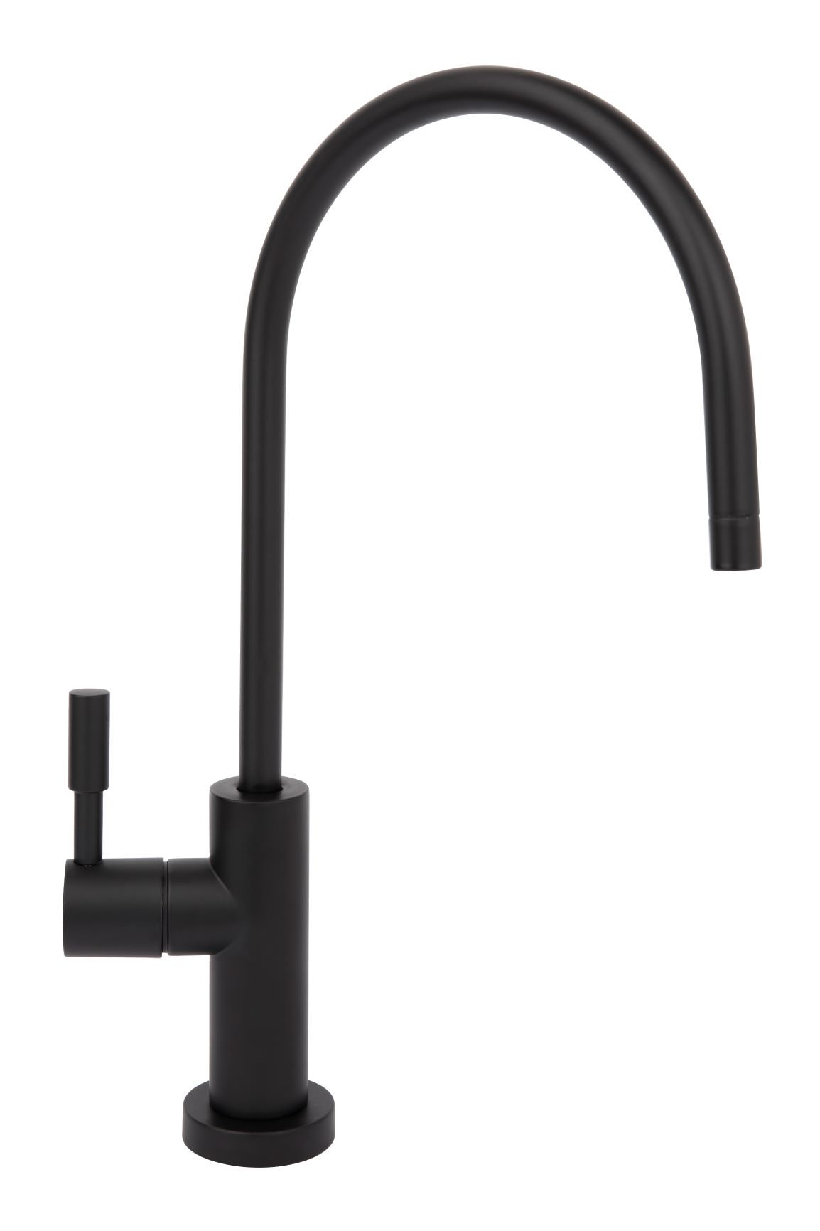 Mode - Matte Black Water Filter Tap