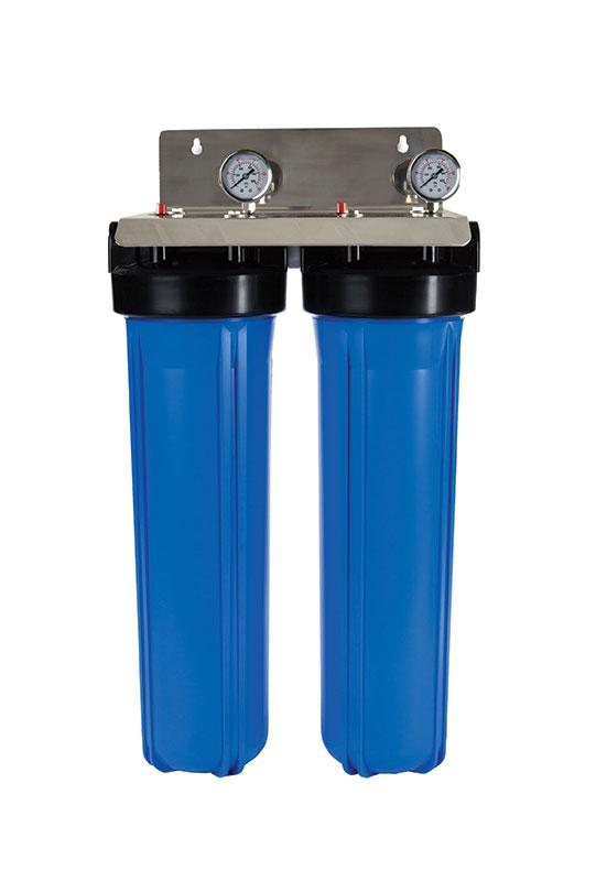 "Aquakleen Big Blue High Flow Twin 20"""