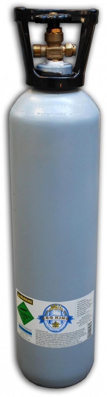Keg King C02 6kg Refill swap over cylinder (Full)