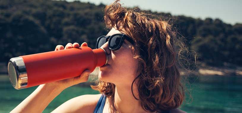 resusable water bottle