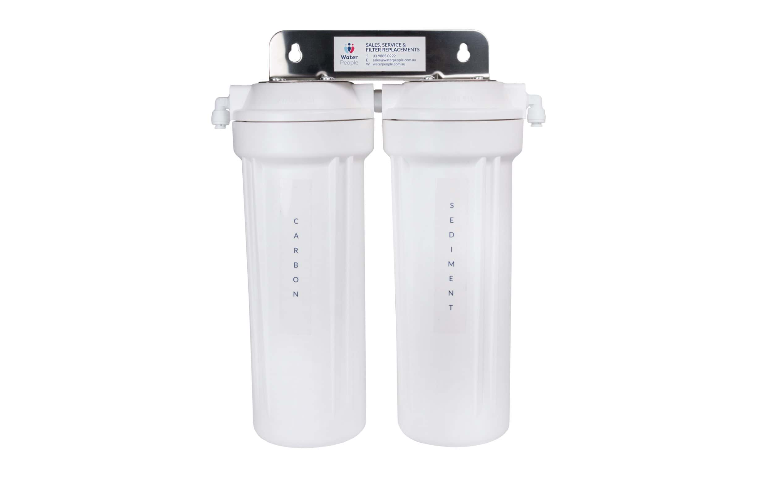 Aquakleen Twin Chlorine Plus Water Filter System
