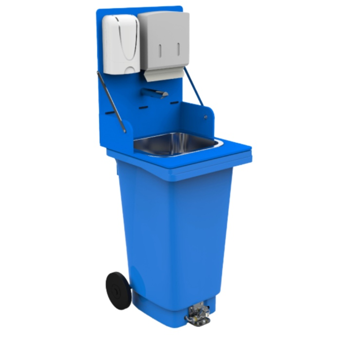 Enware Portable Hand Washing Hygiene Station