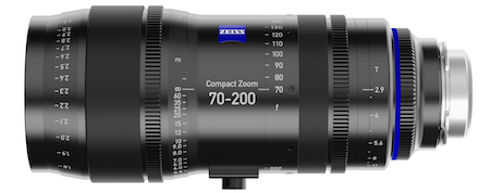 Zeiss 70-200mm T2.9 Compact Zoom