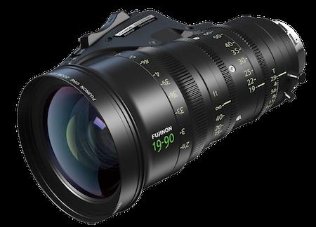 Fujinon Cabrio 19-90mm T2.9 Zoom Lens