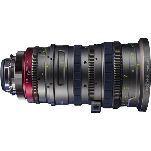 Angenieux EZ-2 15-40mm T2.0 Zoom Lens