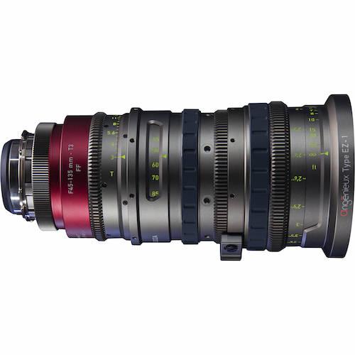 Angenieux EZ-1 30-90mm T2.0 Zoom Lens