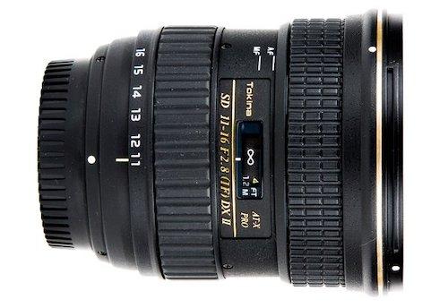 Tokina 11-16mm F2.8 DX II