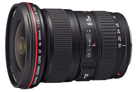 Canon 16-35mm F2.8 L II USM
