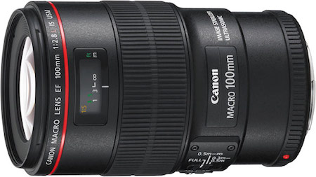 Canon 100mm F2.8 L IS Macro