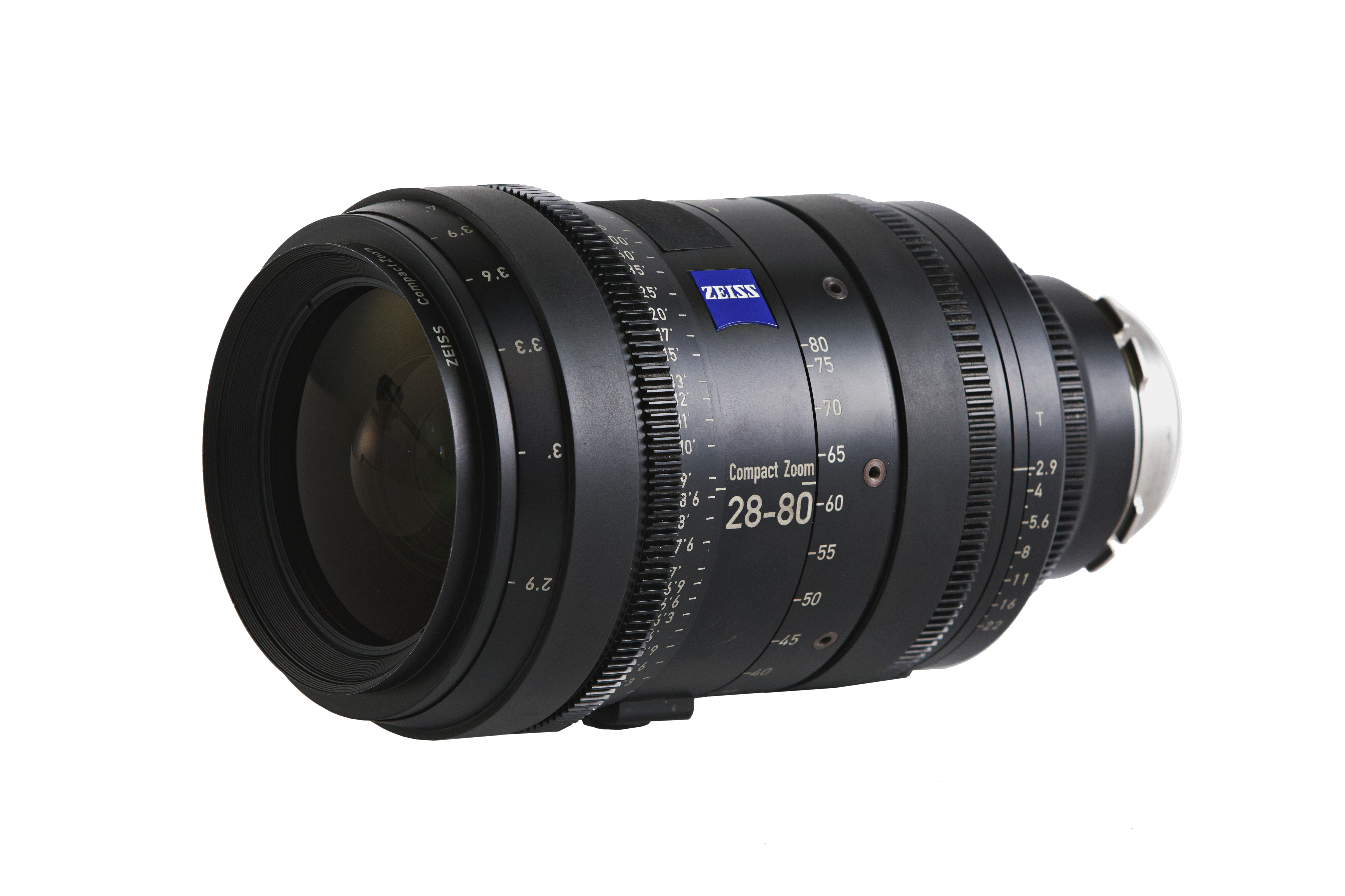 Zeiss 28-80mm T2.9 Compact Zoom