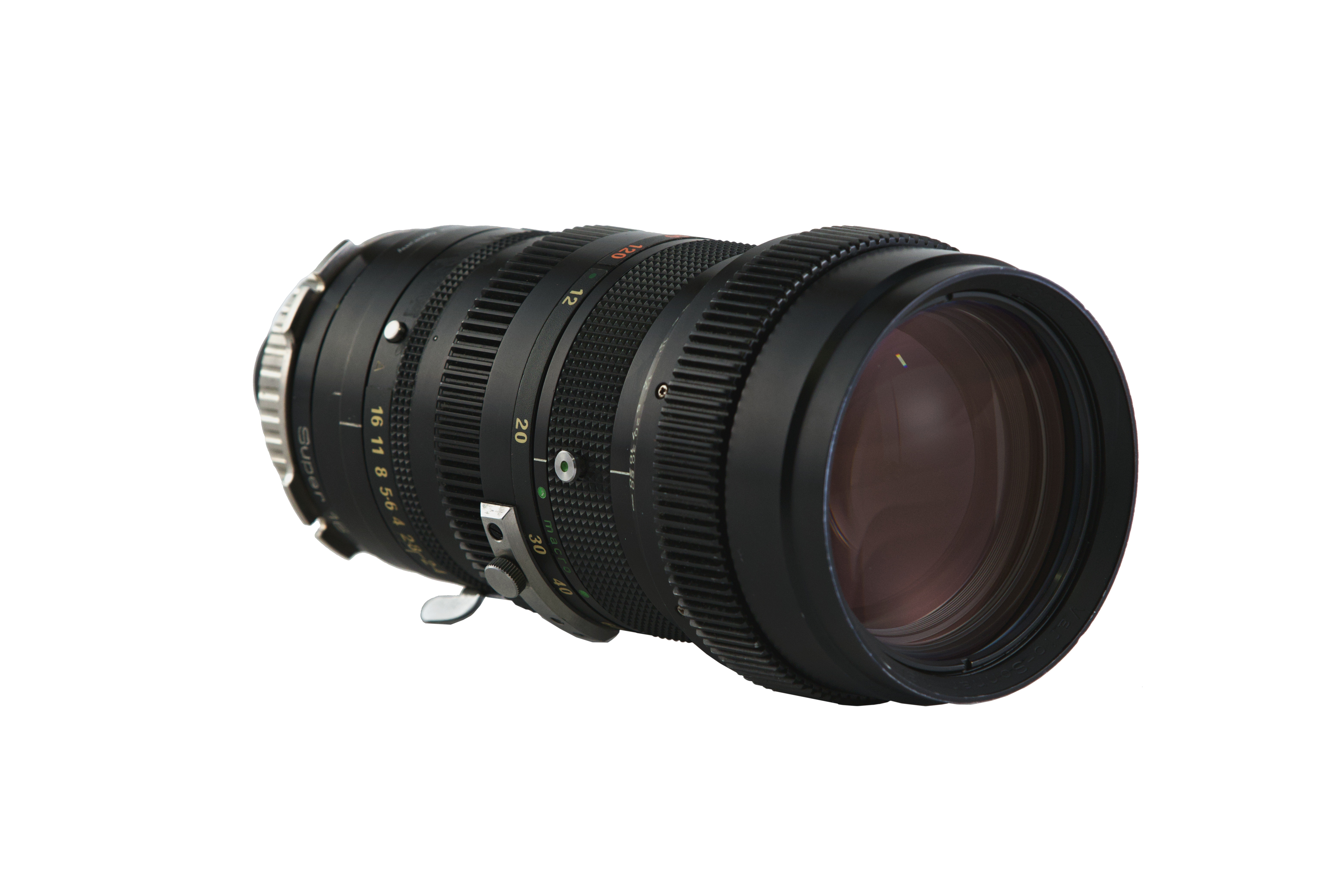 Zeiss 12-120mm T2.4 Zoom Lens