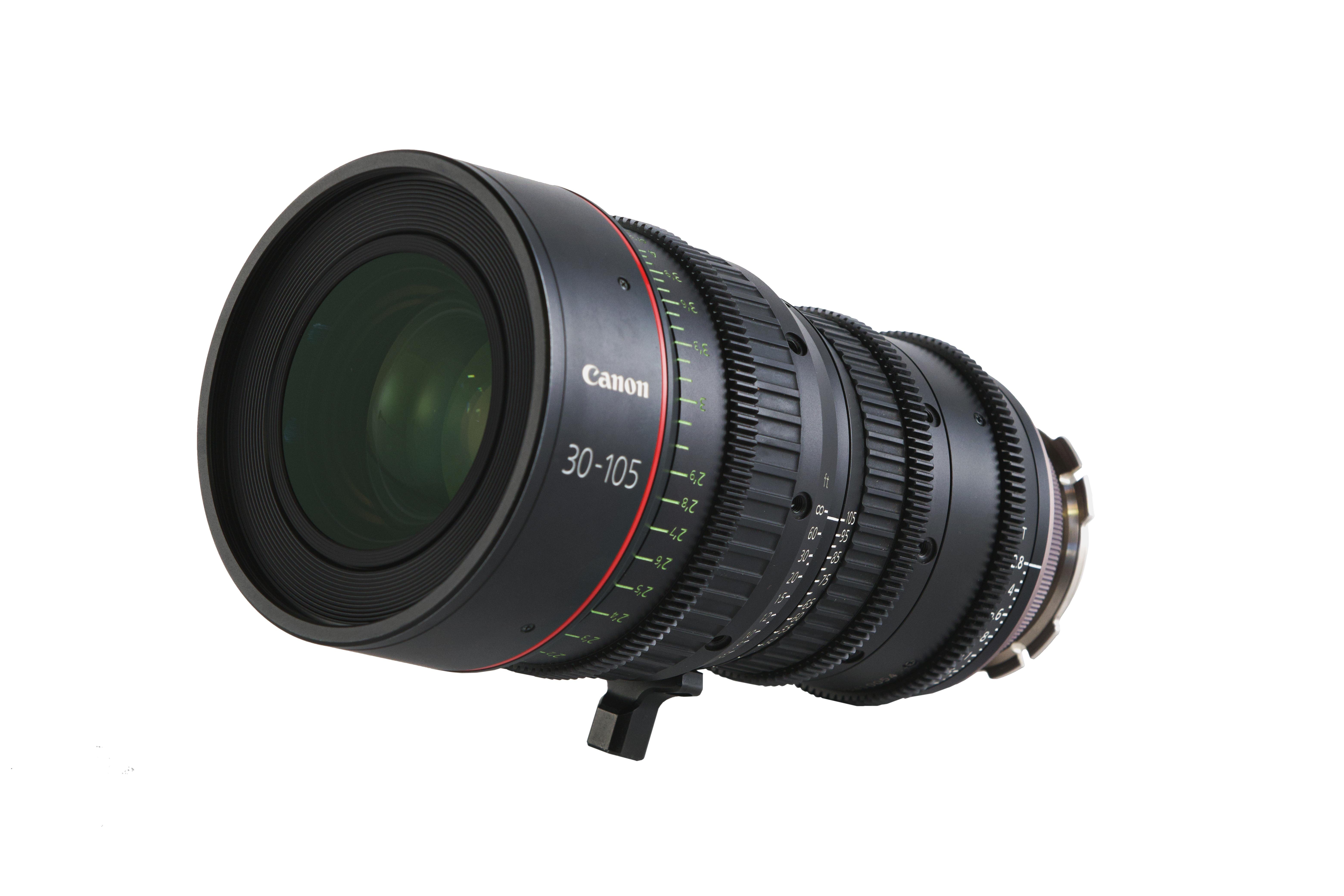 Canon CN-E 30-105mm T2.8 Zoom