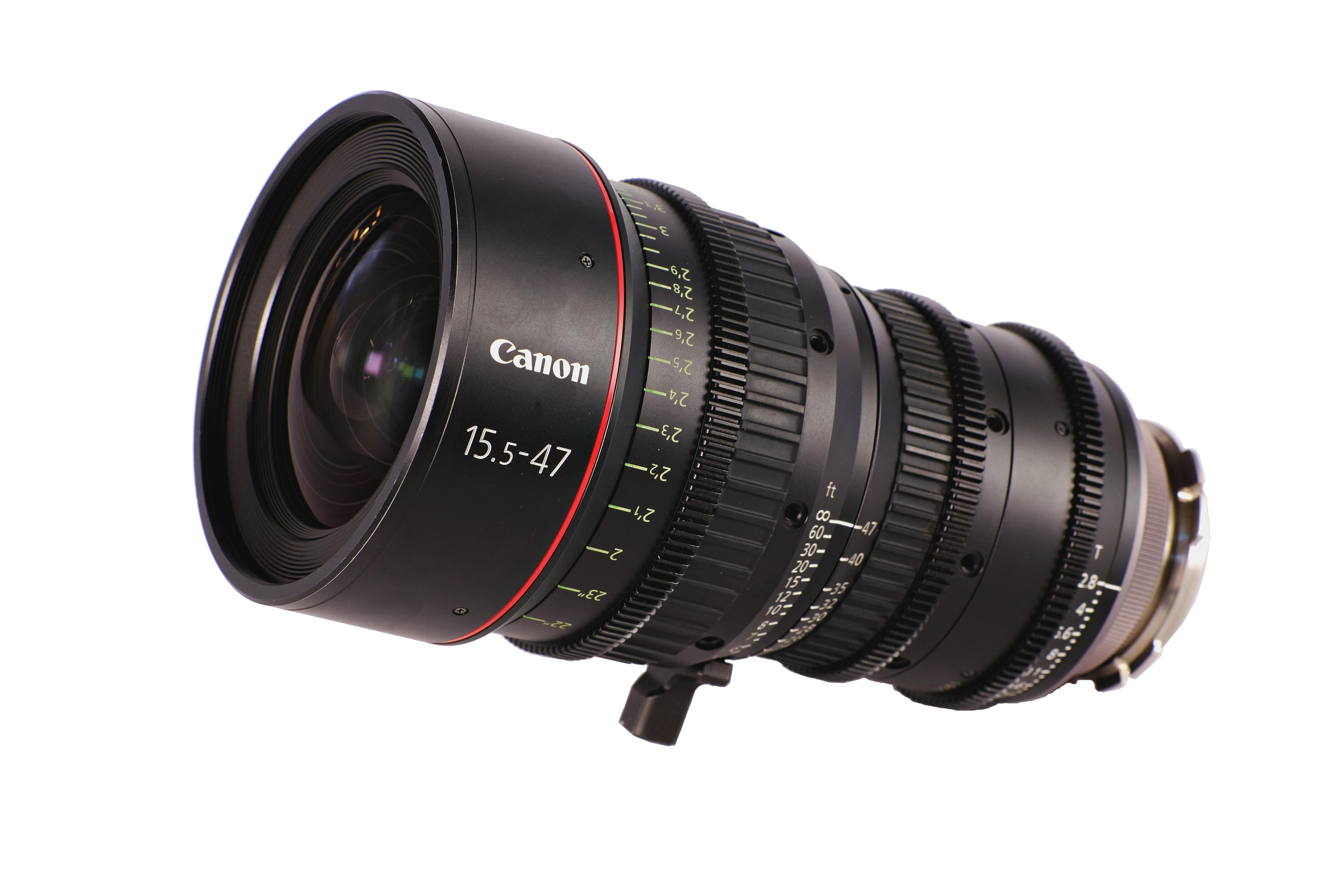 Canon CN-E 15.5-47mm T2.8 Zoom