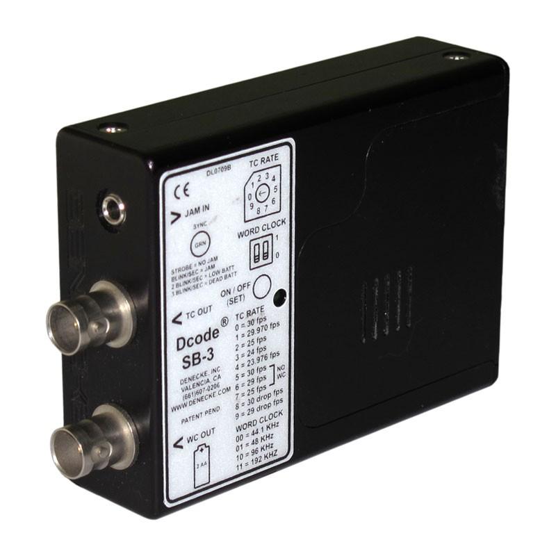 Denecke D-Code SB-3 Lockit Box