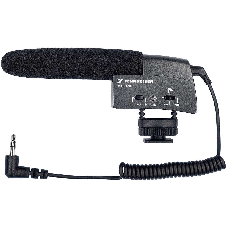 Sennheiser MKE-400 Shotgun Microphone