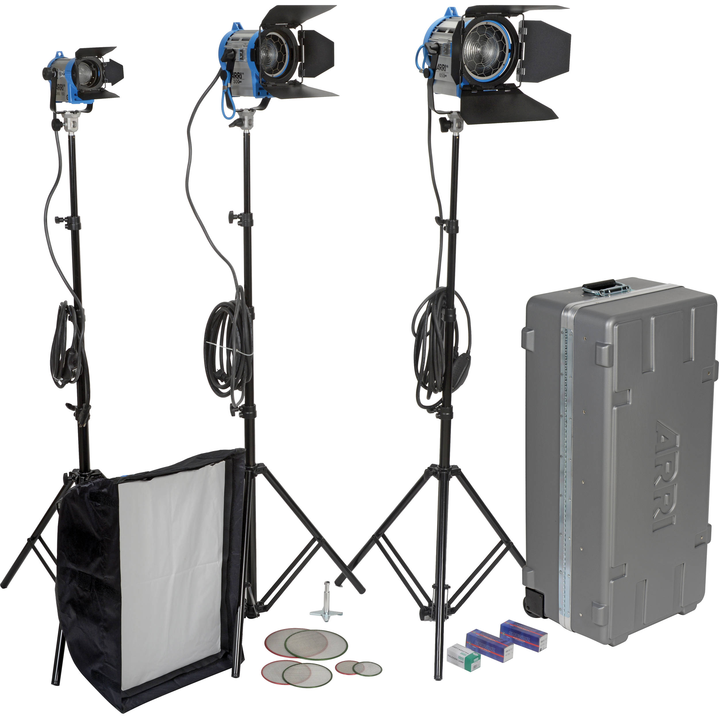 ARRI Soft Bank Lighting Kit