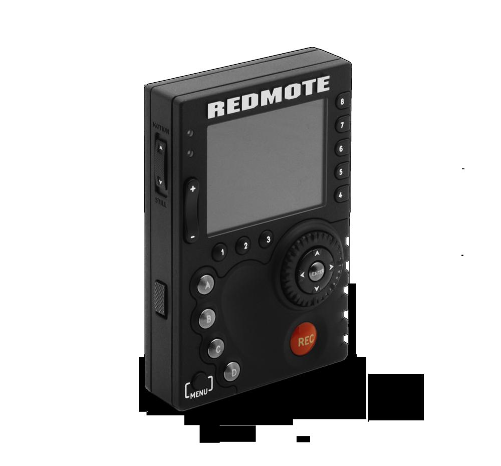 RED DSMC Redmote