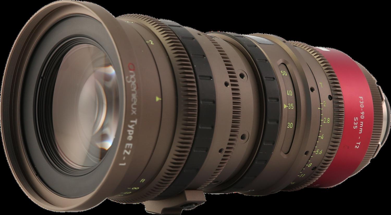 Angenieux EZ-1 Standard Zoom Lens