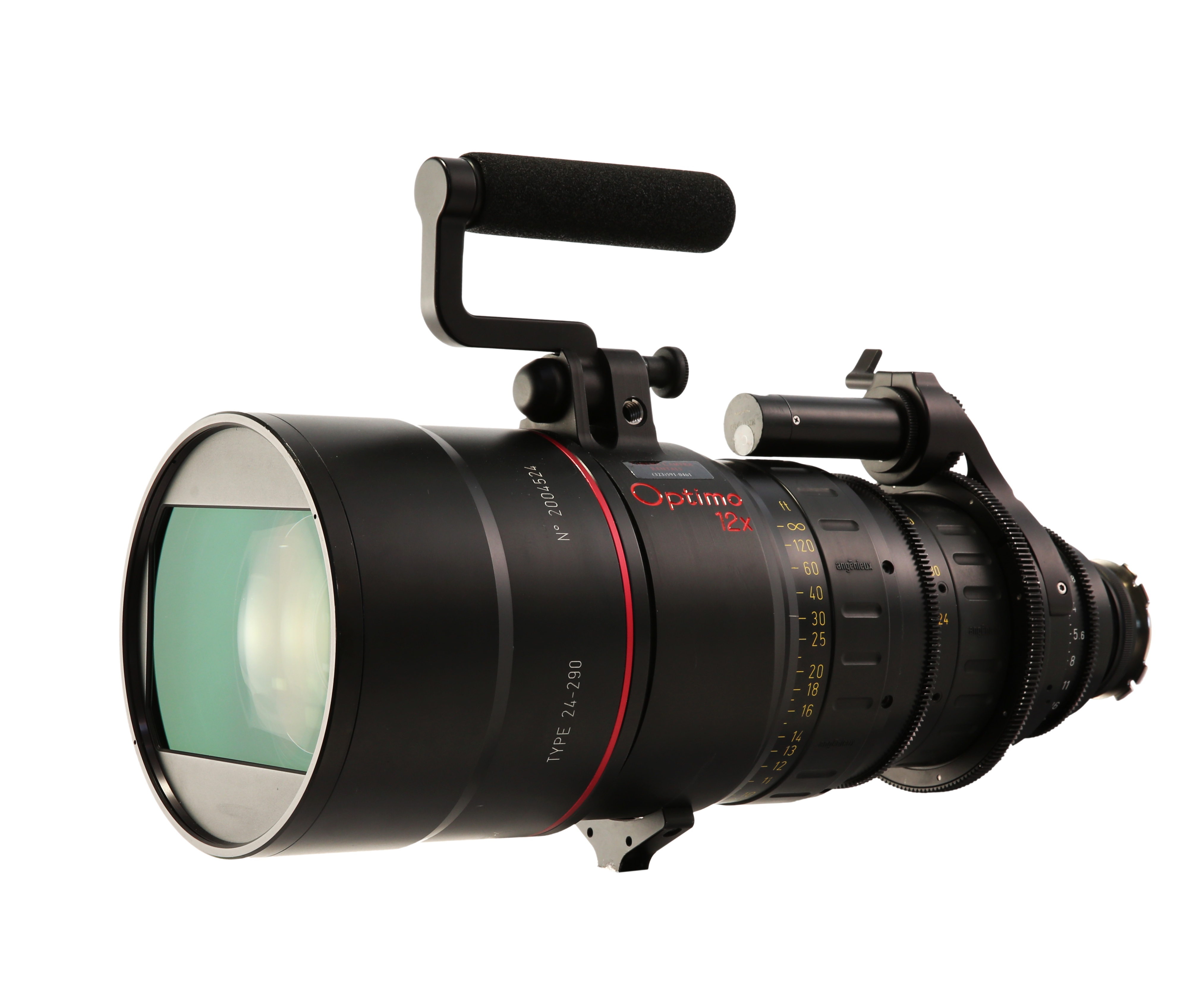 Angenieux Optimo 24-290mm T2.8 Zoom