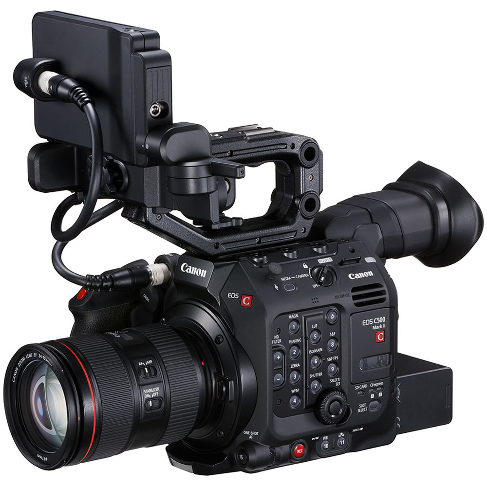Canon C500 MK II