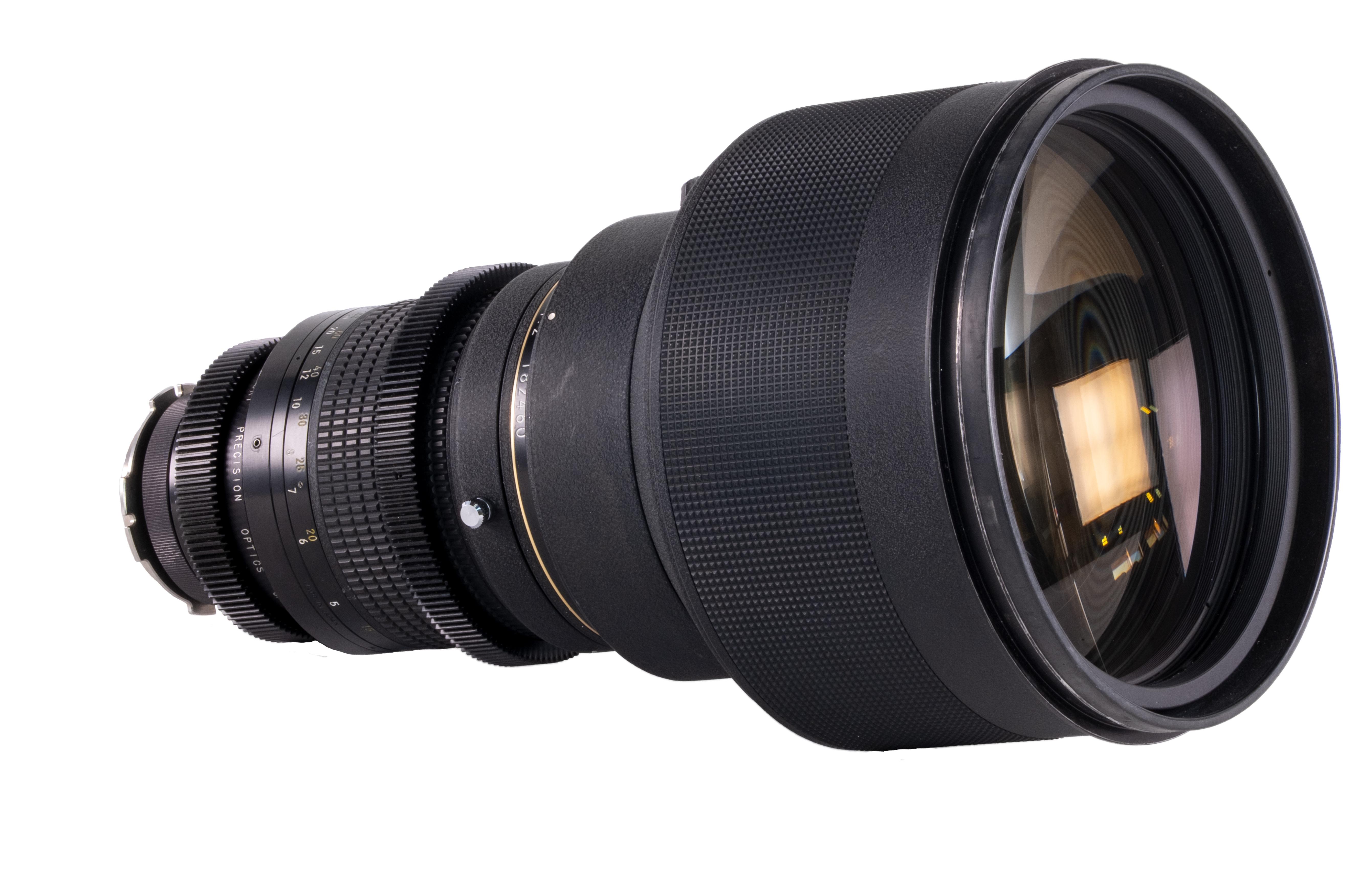 Nikkor ED 300mm T/2.0 Prime