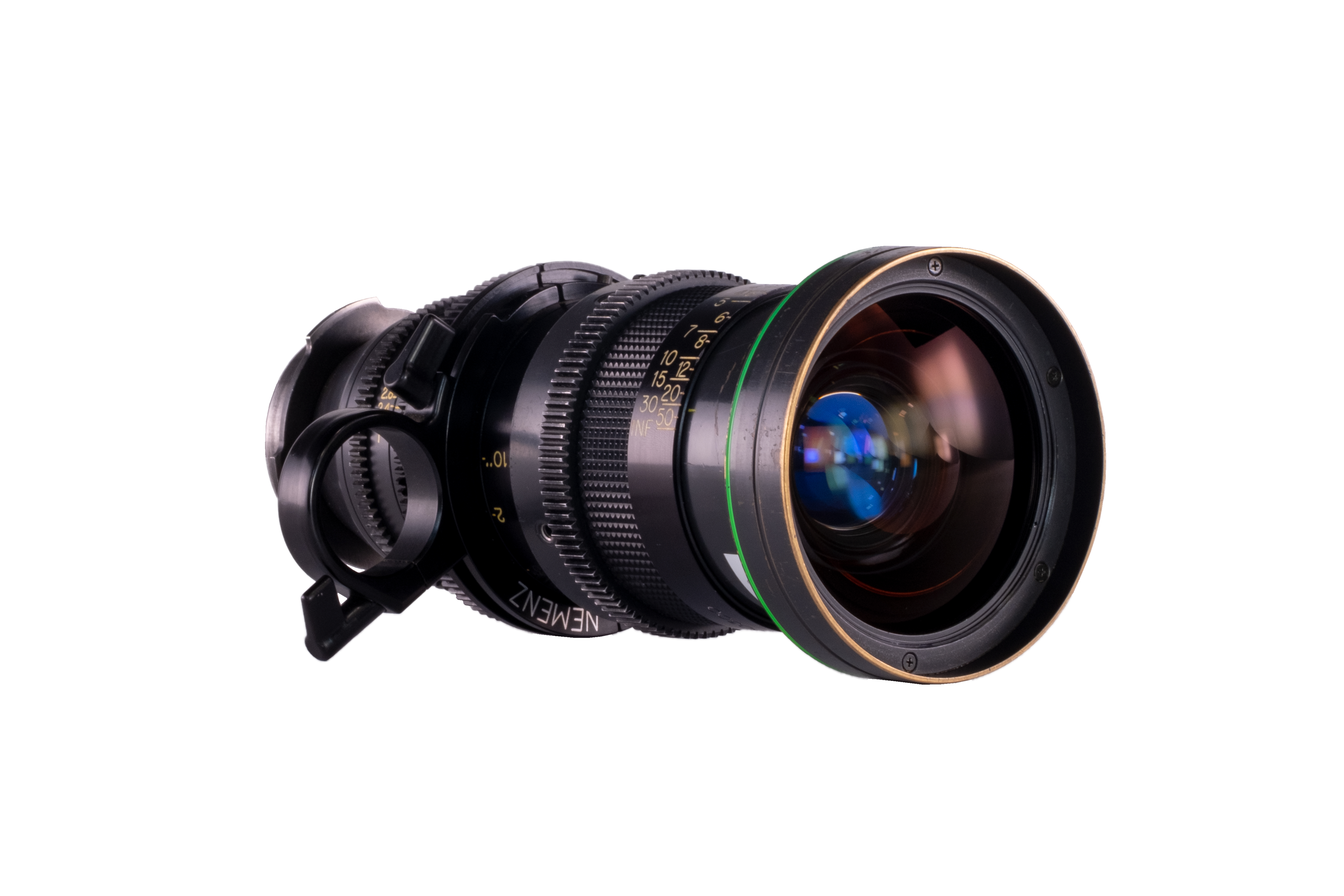 Canon 8-64mm T2.4 Zoom Lens
