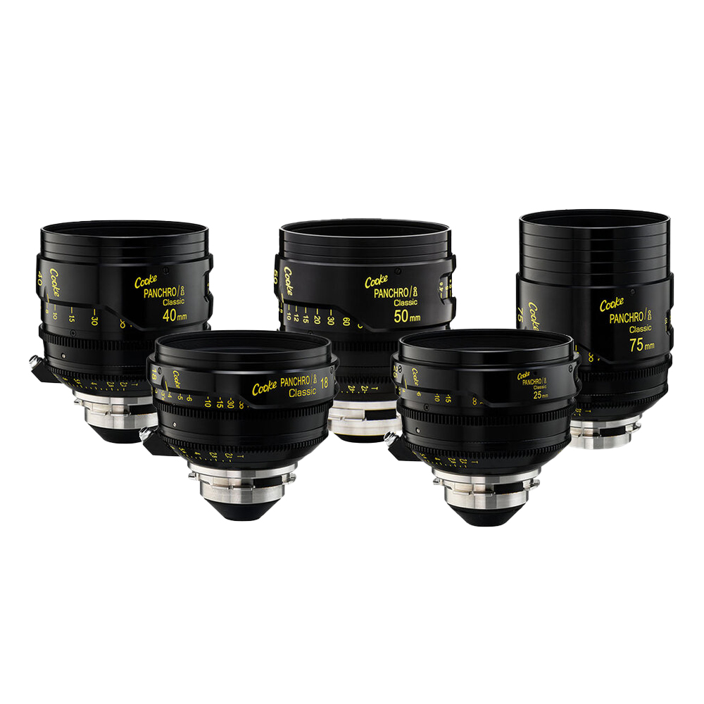 Cooke Panchro/i Classic Primes