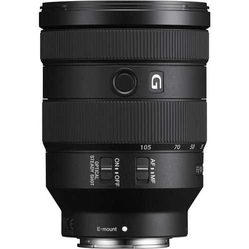 Sony FE 24-105mm F/4 G OSS Zoom Lens