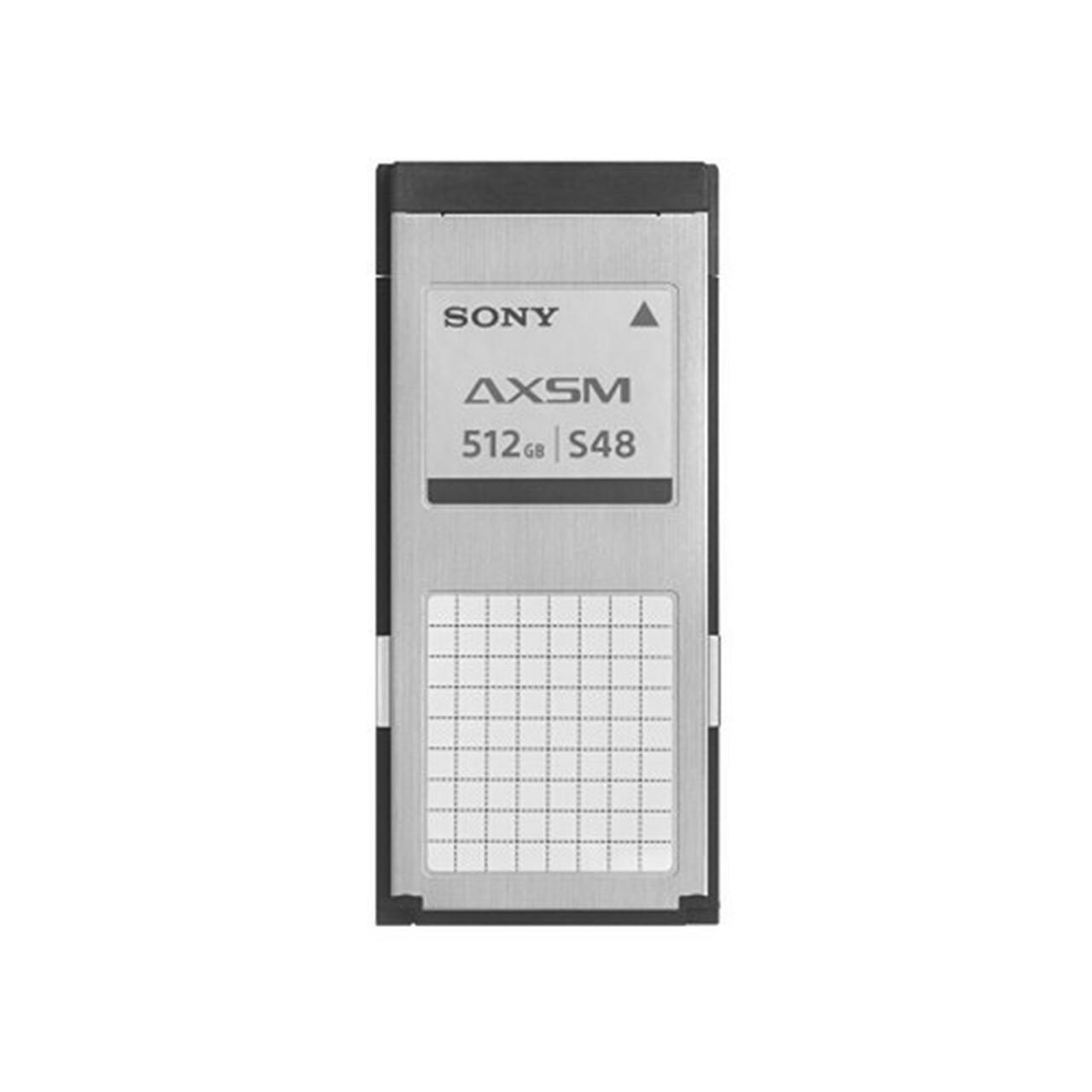 Sony AXSM Cards