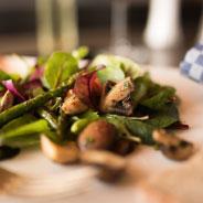 salat-geschnitten