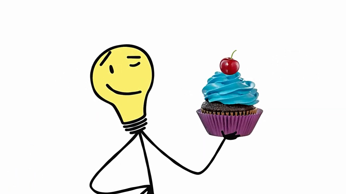 The cupcake principle - how to pitch an idea convincingly
