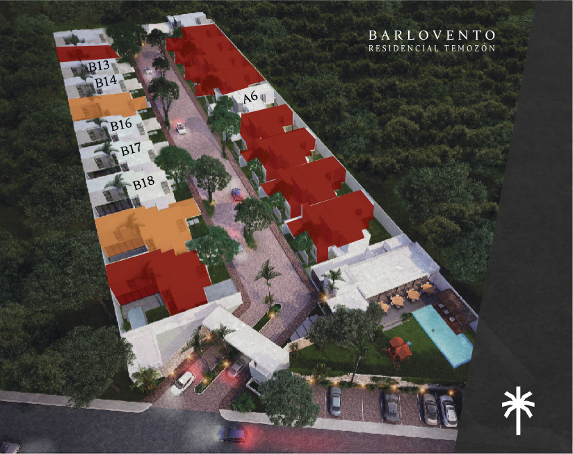 Casas en Mérida