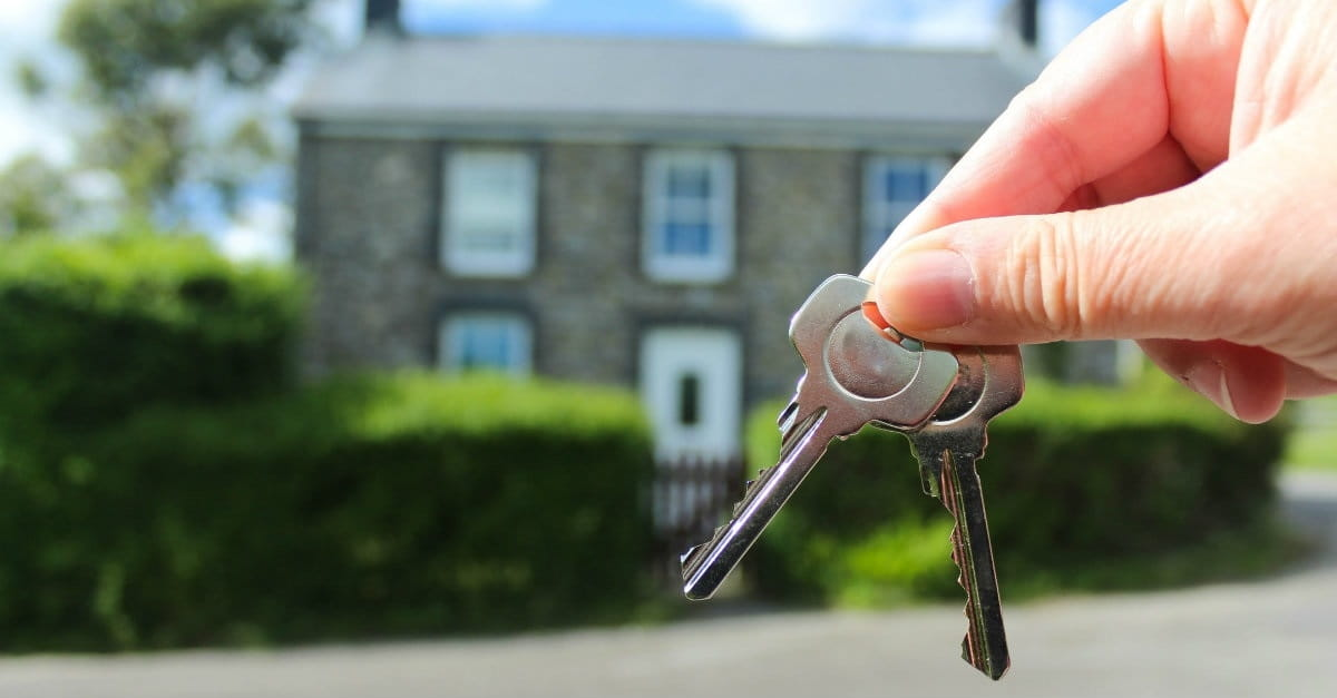 What papers should you request when buying a property?